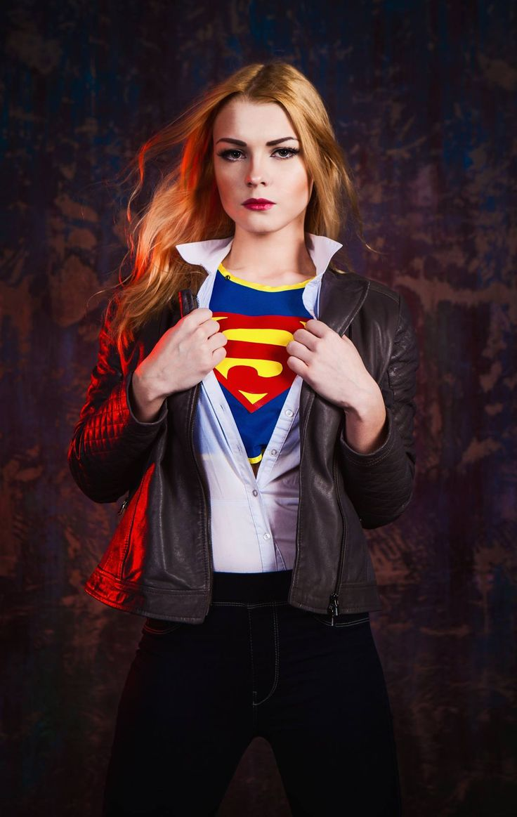 Captain Irachka Cosplay (Russia) as Supergirl5