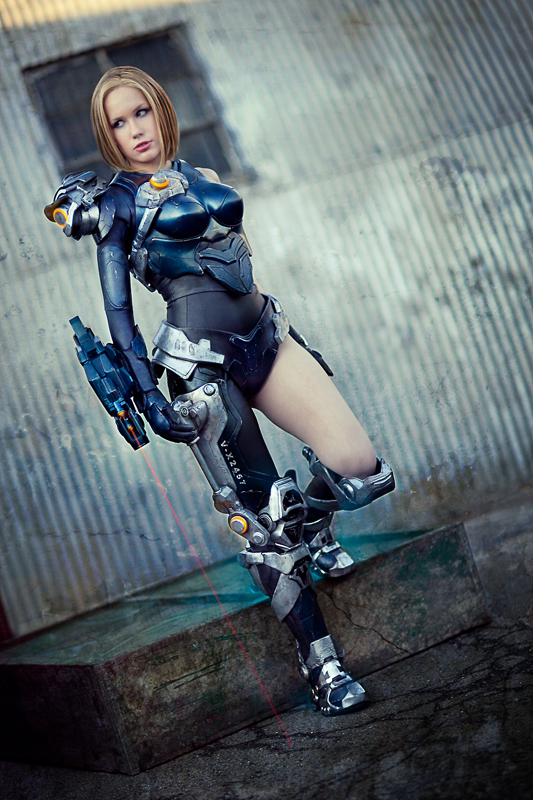 Cosplay - Firefall1