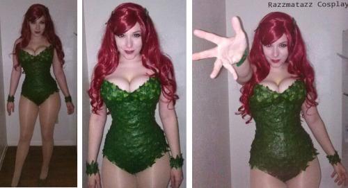Poison Ivy – transformation1