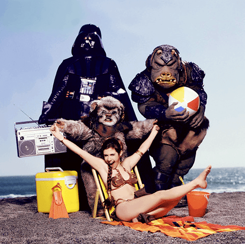 Star Wars en Vacances1