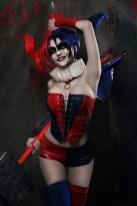 Harley Quinn Christina Fink (aka JasDisney) tumblr_o3zoddF1RH1ugpil6o1_500