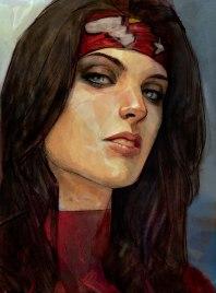 Spider Woman by Alex Maleev5