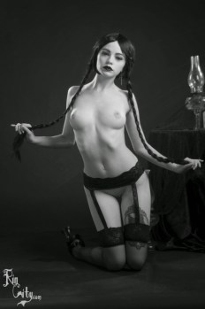 Wednesday Adams hot and sexy tumblr_o3c43i3IDk1ugpil6o8_500