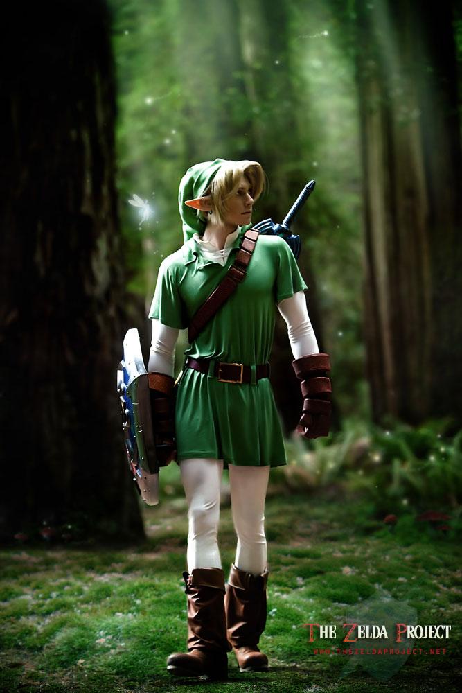 zelda cosplay 1