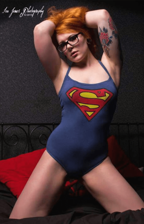 cherry zombie suicide superman body