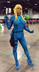 Cosplay Samus Metroid (5)