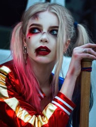 Suicide Squad (2016) cosplay by Katya Kosova