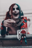 Suicide Squad Cosplay by Iris (3)