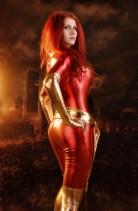 cosplay Dark Phoenix (2)