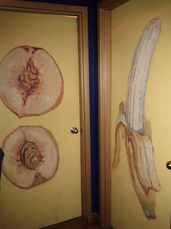 Оригинальные туалетные таблички (19 фото)