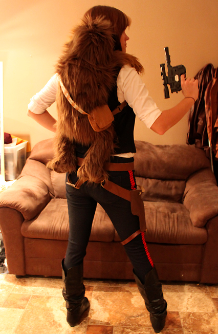 cosplay han solo 1