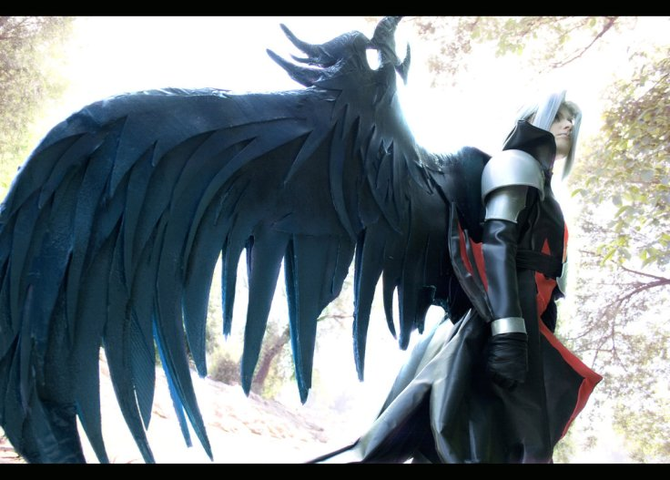 Cosplay _ Final Fantasy – Sephirothtumblr_n6442aau9F1saxnfeo2_1280