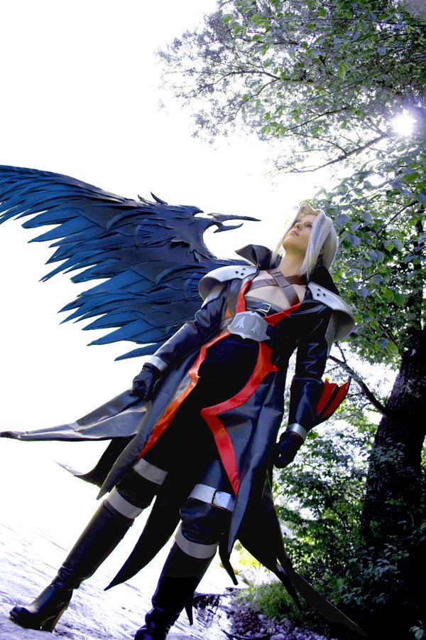 Cosplay _ Final Fantasy – Sephirothtumblr_n6442aau9F1saxnfeo6_1280