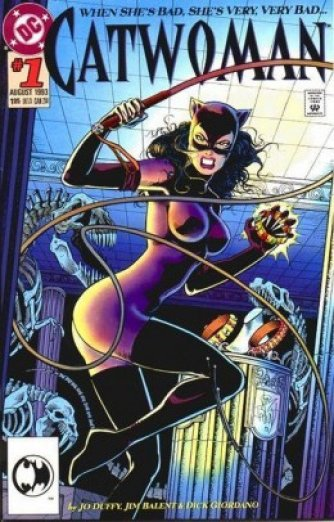 Purple Catwoman Catsuit Costume
