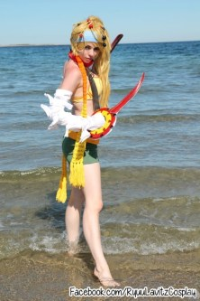 Rikku (Final Fantasy)2