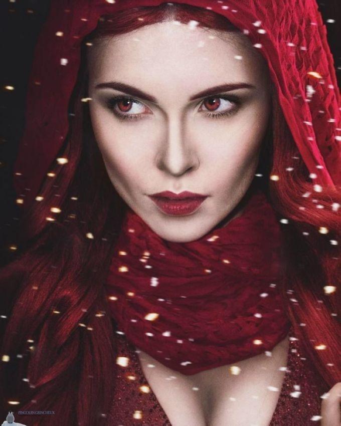 Невероятные образы российской косплеерши Илоны Бугаевой