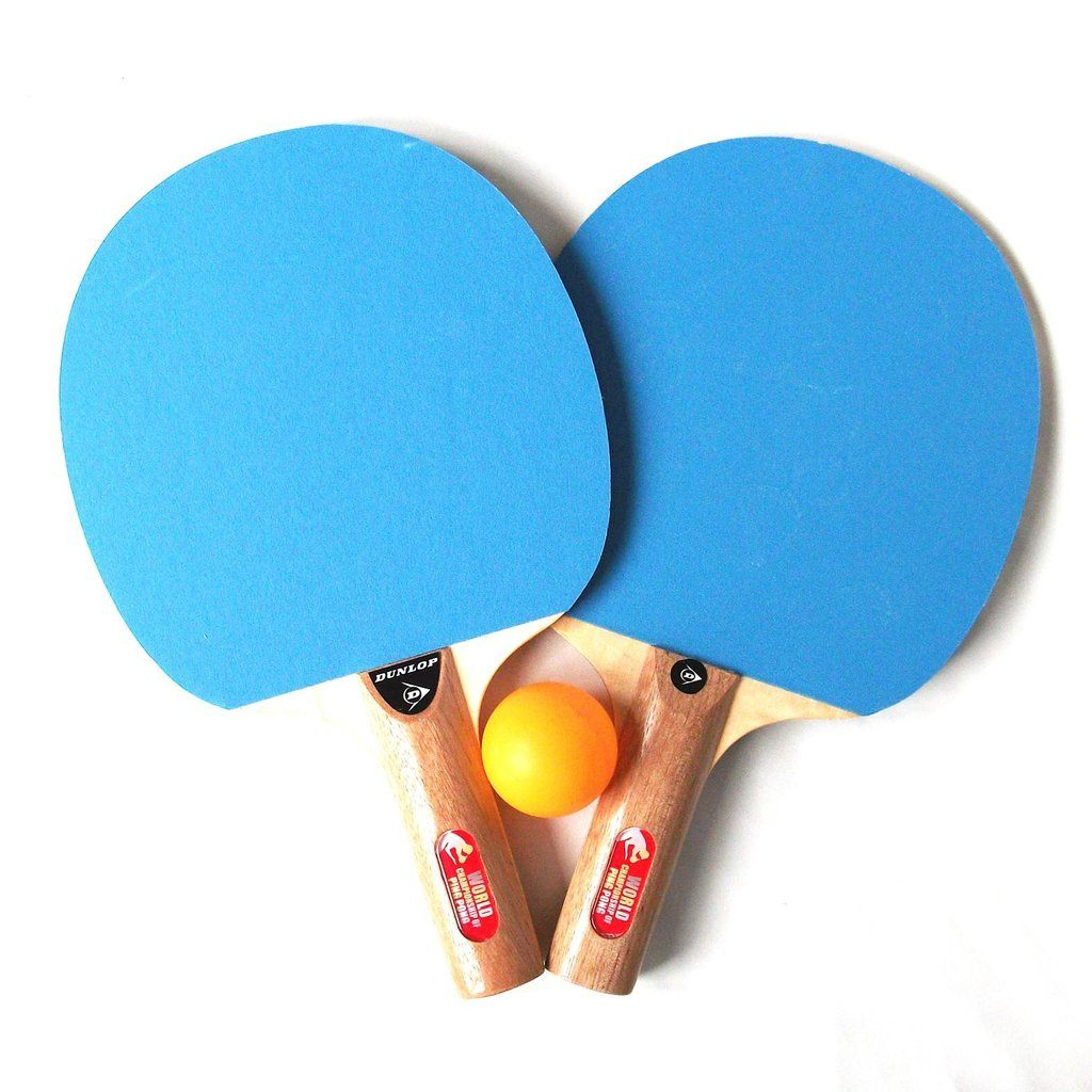 Sandpaper Ping Pong Bats