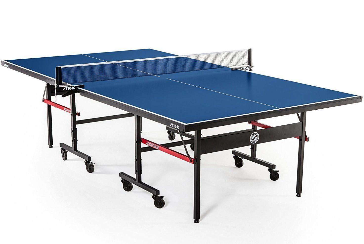 Stiga Advantage Table Tennis Review
