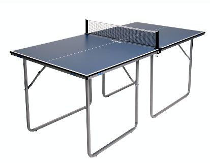 JOOLA Midsize Compact Table Tennis Table Review