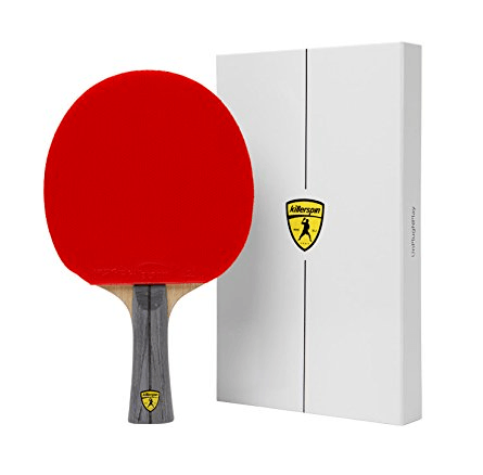 Killerspin JET600 Table Tennis Paddle Review