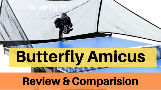 Butterfly Amicus Review and Comparison
