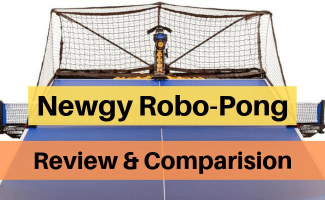 Newgy Robo Pong Review & Comparison