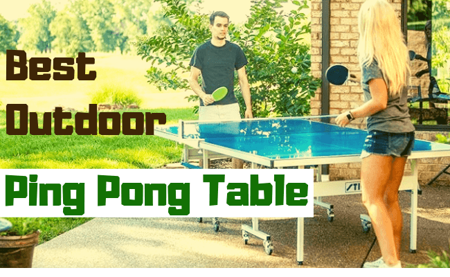 Outdoor Ping Pong Table Reviews