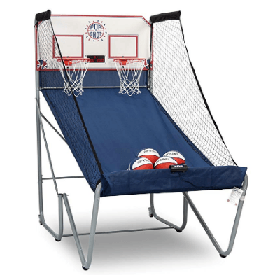 Pop-A-Shot Dual Shot Basketball Arcade Game Review
