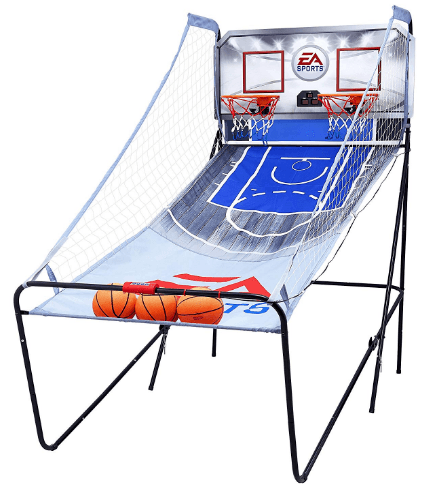 EA Sports 2 Player 8-in-1 Indoor Basketball Arcade Review