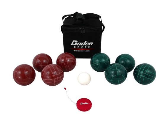 Baden Bocce Ball Set with Carry Case and Measuring Tape Review