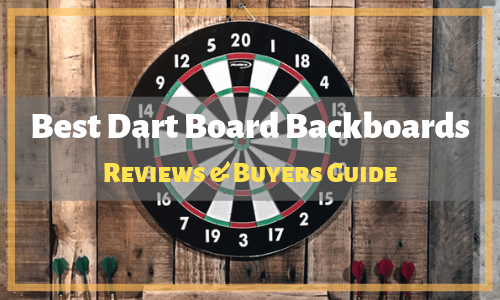 Best Dart Board Backboard Reviews