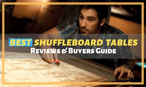 Best Shuffleboard Table Reviews