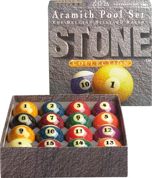 Aramith Stone Collection Pool and Billiard Ball Set Review