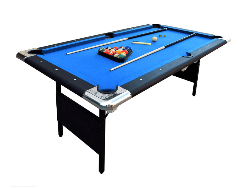 Hathaway Fairmont Portable 6-Ft Pool Table Review