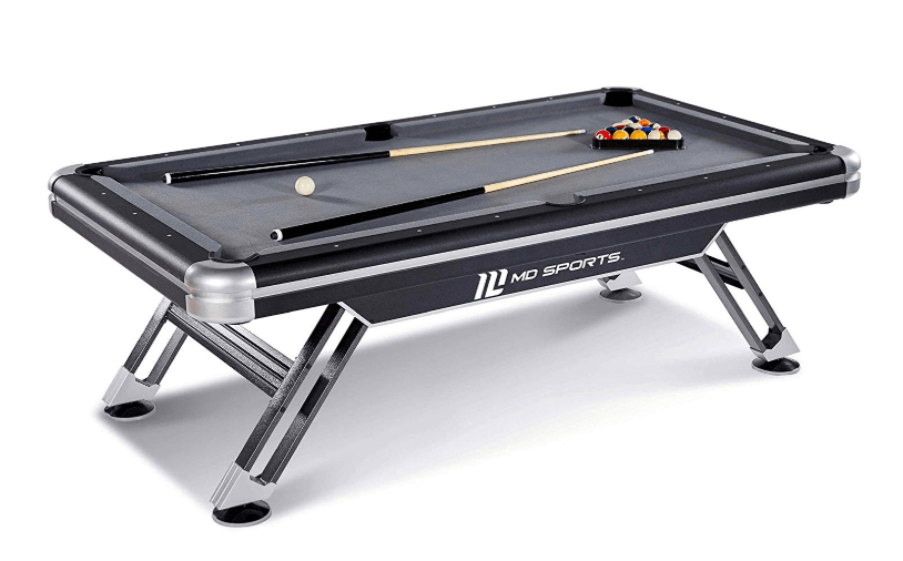 MD Sports Billiard Table Set Review