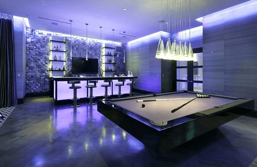 16 Awesome Billiard/Pool Room Decor Ideas You Must See
