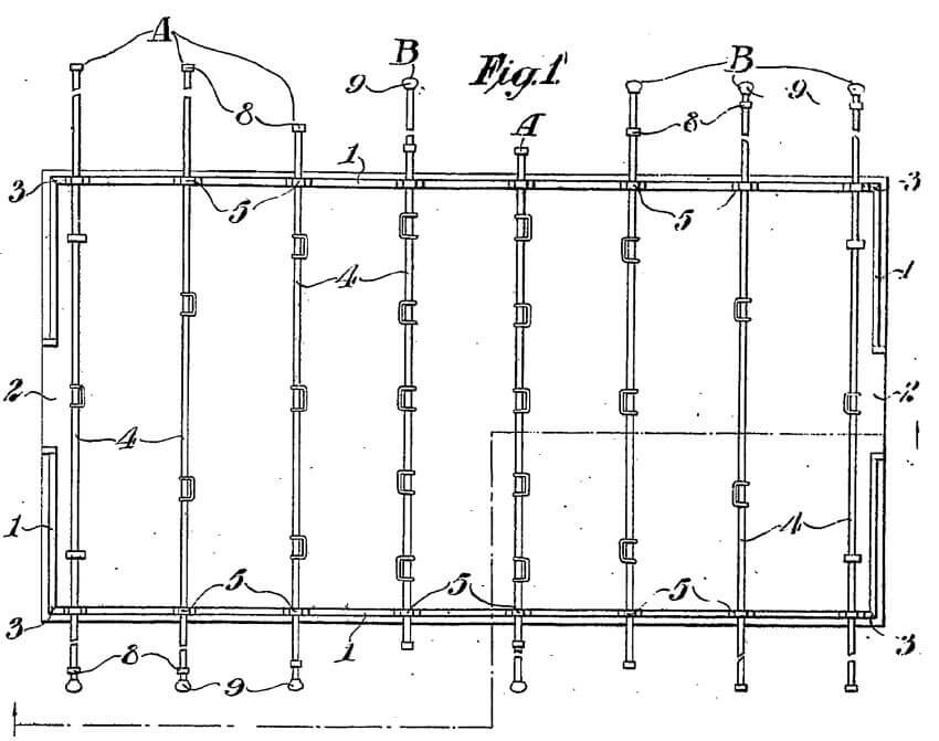 Harold Searles Thornton Patent Application 1923