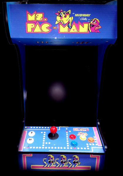 Retro Arcade Machine with 412 Games