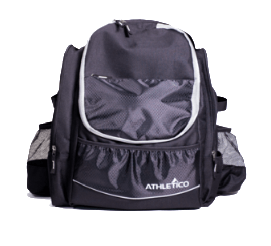 Athletico Power Shot Disc Golf Backpack