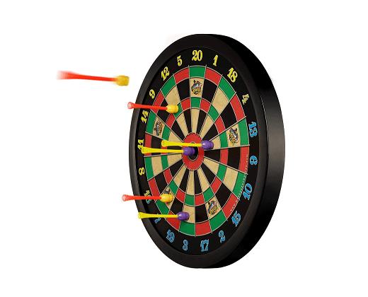 Doinkit Darts - Kids Magnetic Dart Board