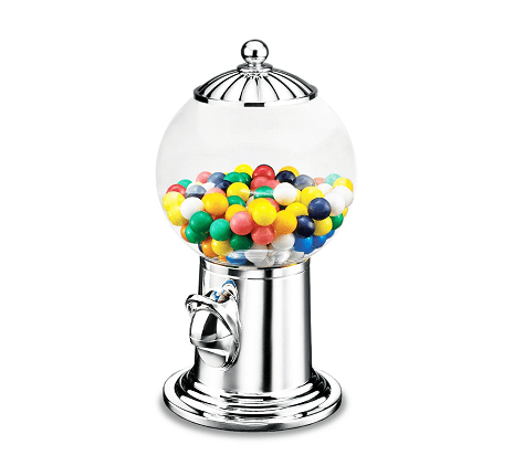 Gumball Machine Candy Dispenser