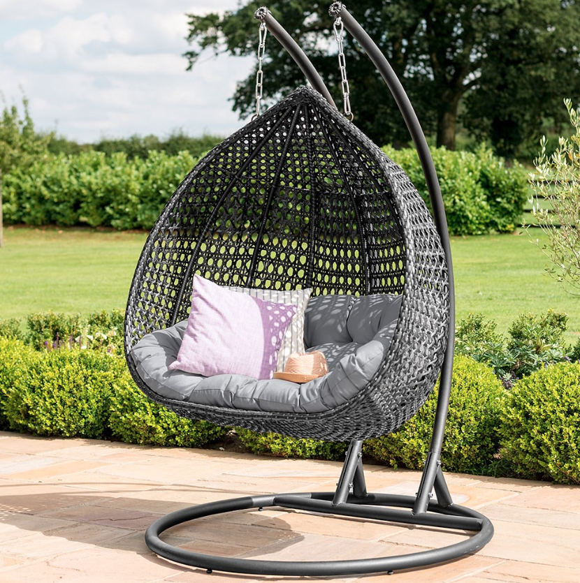 Best 6 Hanging Egg Chairs Of 2020 With Stand Outdoor Indoor Options