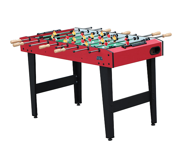"Kick Elite 48"" In Red Foosball Table"