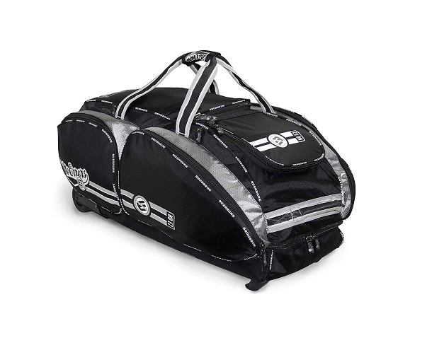 No Errors NO E2 Wheeled Catchers Gear Bag