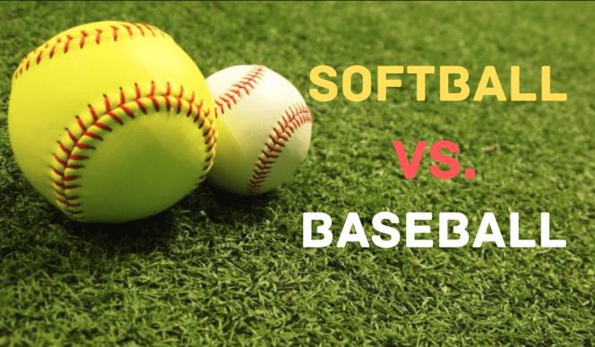 Softball Vs Baseball Key Differences