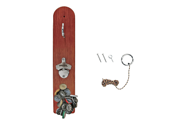 Hammer Crown Hook And Ring Game