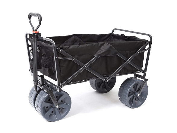 Mac Sports Heavy Duty All Terrain Utility Wagon