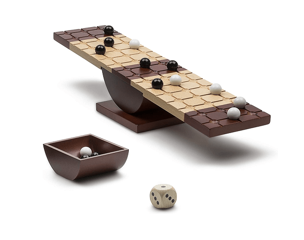 Marbles Rock Me Archimedes Balancing Board Game