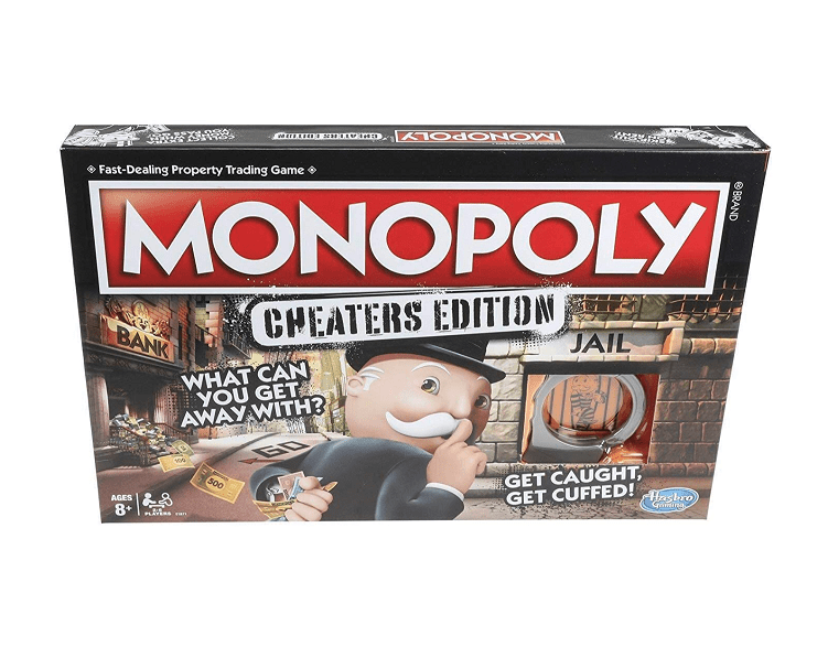 Monopoly Game: Cheater's Edition