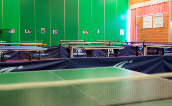 gymnase F. Tavano ping pong
